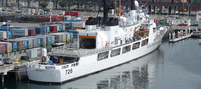 U.S. Coast Guard Cutter Mellon